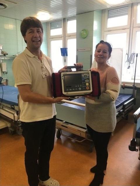 f48a6b8309 2019.01.31-én a Szent László kórház gyermek intenzív osztályának 3 313 000  Ft értékben beteg őrző monitor került átadásra.